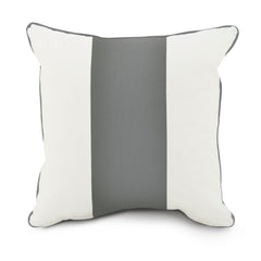 Oilo Band Pillow - Stone Grey