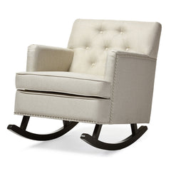 Bethany Button Tufted Rocker