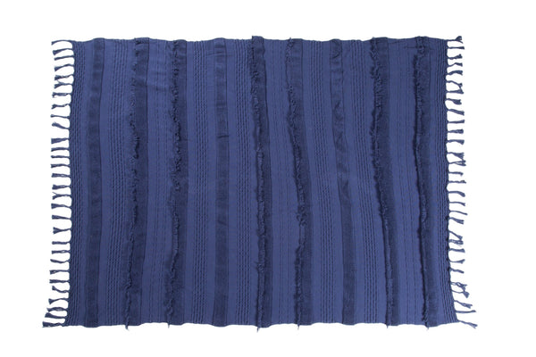 Curated Nest: Nurseries and Design - Air Knit Blanket - Alaska Blue - Blanket