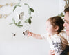 Curated Nest: Nurseries and Design - Luna Moth Luxe Mobile - Gold & Green - Accessories