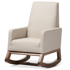 Mid-Century Modern Yashiya Rocking Chair
