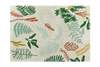 Curated Nest: Nurseries and Design - Botanic Plants Washable Rug - Rug