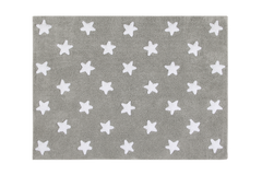 Twinkle Twinkle Stars Washable Rug (multiple colors!)