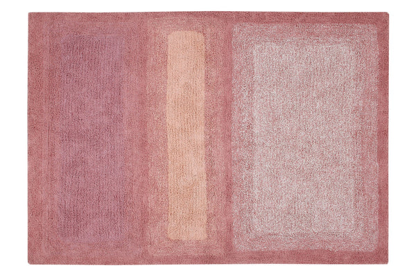 Water Washable Rug - Canyon Rose