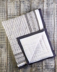 Greenwich Natural Cotton Handmade Quilt