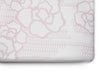 Curated Nest: Nurseries and Design - Oilo Blush Capri Crib Sheet - Crib Sheet