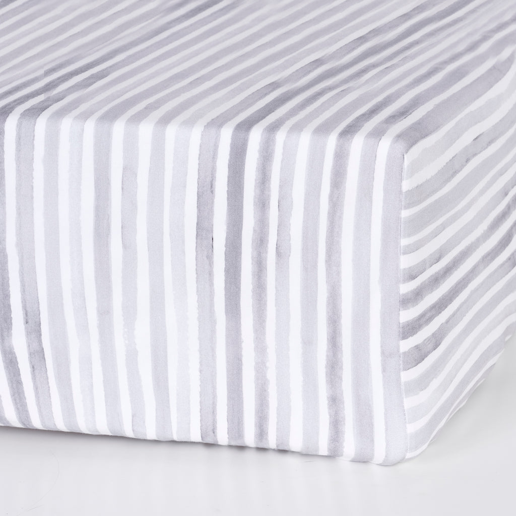 Curated Nest: Nurseries and Design - Oilo Ink Crib Sheet - Crib Sheet