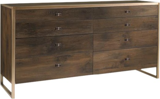 Curated Nest: Nurseries and Design - Artisan 8-Drawer Double Dresser - Custom