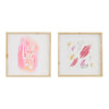 Curated Nest: Nurseries and Design - Dream Big Art Prints - Set of 2 - Art