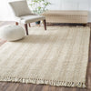 Curated Nest: Nurseries and Design - Hand Woven Don Jute with Fringe - Rug