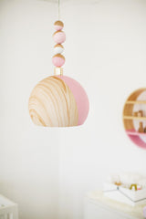 Spherical Mini-Pendant Light
