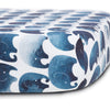 Curated Nest: Nurseries and Design - Oilo Elefant Crib Sheet - Crib Sheet