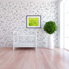 Curated Nest: Nurseries and Design - Emmitt Wallpaper - wallpaper