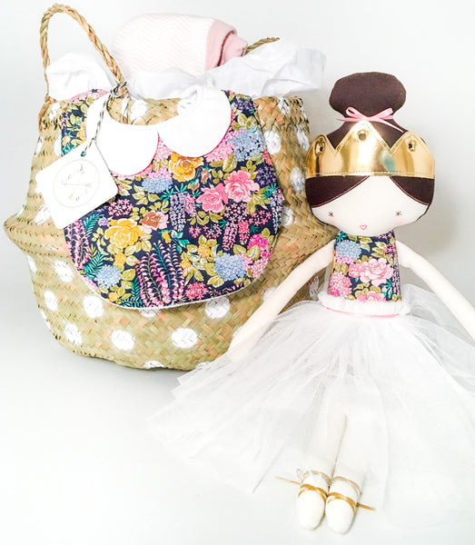 Flower Ballerina Princess Gift Set