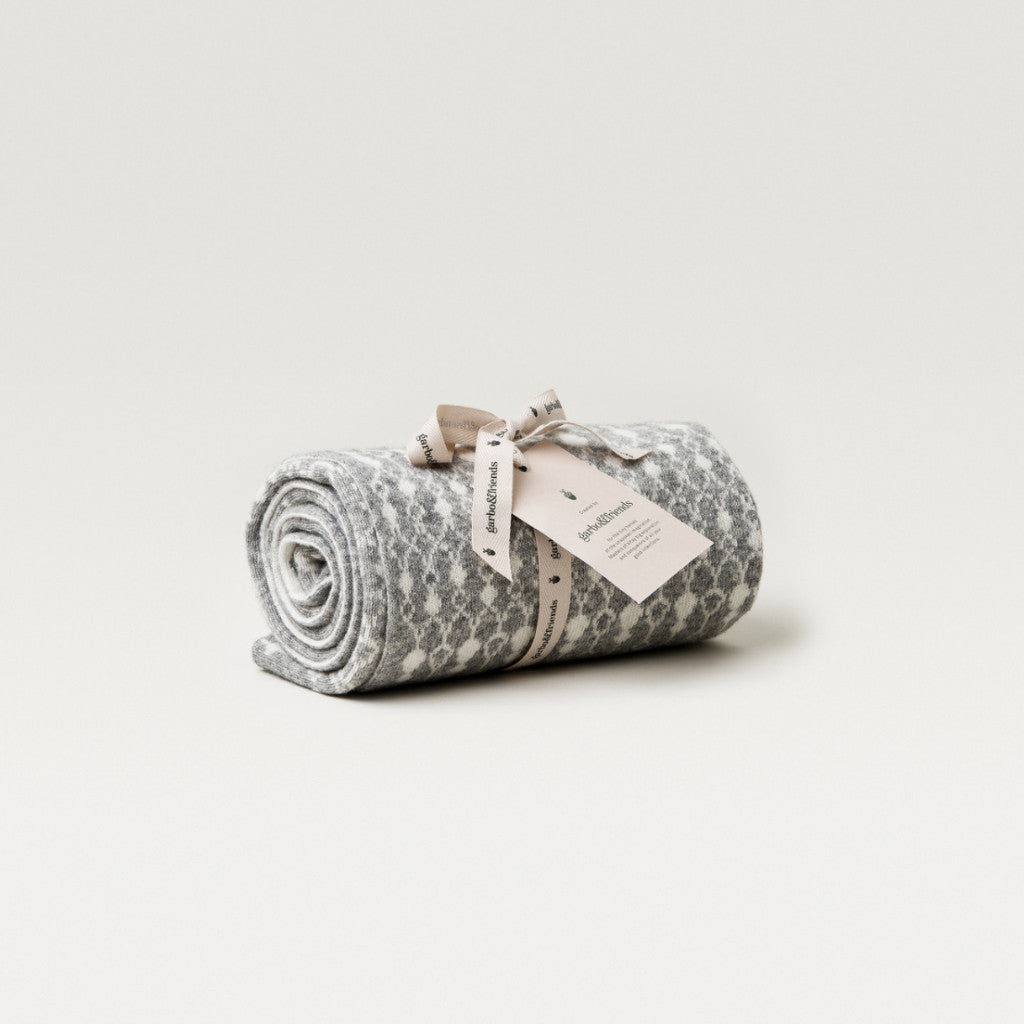 Curated Nest: Nurseries and Design - Raindrops Baby Blanket - Gifts