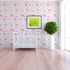 Curated Nest: Nurseries and Design - Leona Wallpaper - wallpaper