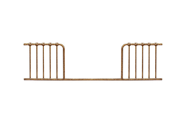 Curated Nest: Nurseries and Design - Abigail Toddler Bed Conversion Kit - Crib Accessory