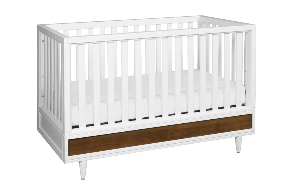 Curated Nest: Nurseries and Design - Eero 4-in-1 Convertible Crib - Crib