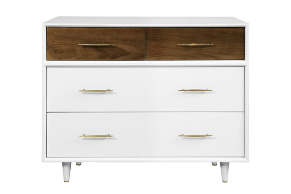 Curated Nest: Nurseries and Design - Eero 4-Drawer Dresser - Dresser