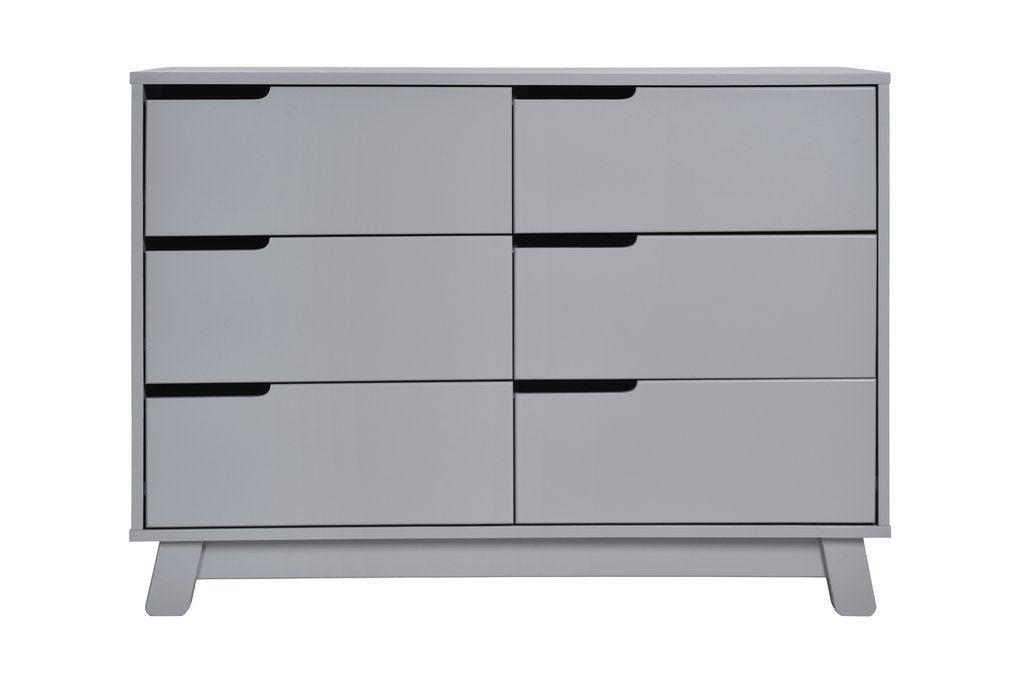 Curated Nest: Nurseries and Design - Hudson 6-Drawer Double Dresser - Dresser