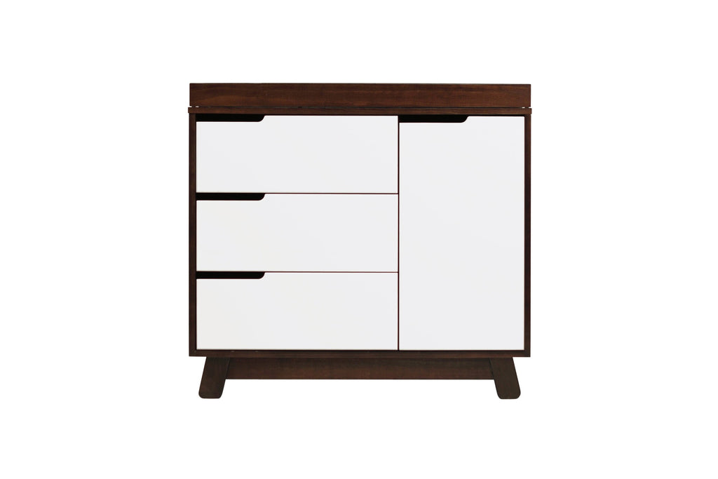 Curated Nest: Nurseries and Design - Hudson 3-Drawer Changer Dresser with Changing Tray - Dresser
