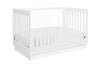 Curated Nest: Nurseries and Design - Harlow Acrylic 3-in-1 Convertible Crib - Crib