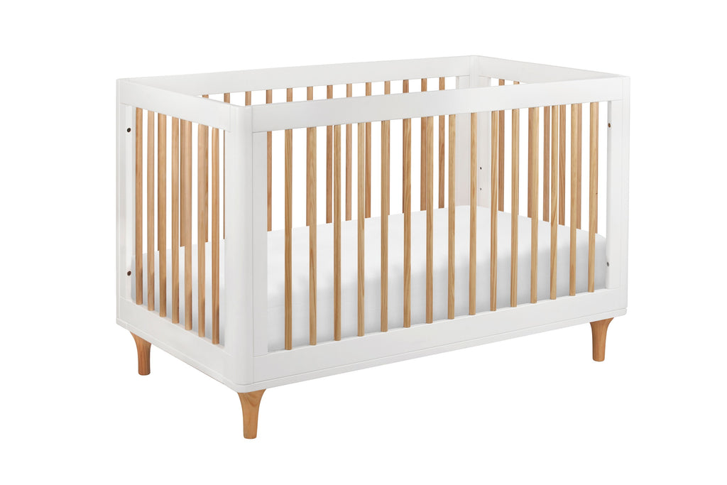 Curated Nest: Nurseries and Design - Lolly 3-in-1 Convertible Crib with Toddler Bed Conversion Kit - Crib