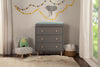Curated Nest: Nurseries and Design - Lolly 3-Drawer Changer Dresser with Removable Changing Tray - Dresser