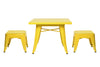 Curated Nest: Nurseries and Design - Lemonade Playset in Pineapple - Play Table