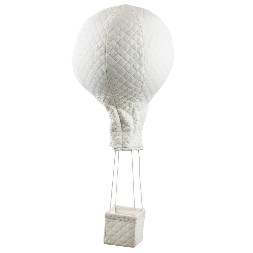 Curated Nest: Nurseries and Design - Hot Air Balloon Mobile - Tink Quilted - Accessories