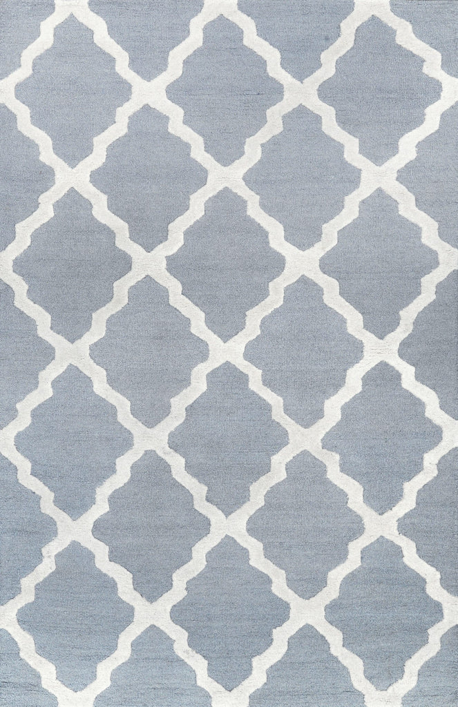 Curated Nest: Nurseries and Design - Hand Hooked Marrakech Trellis - Rug