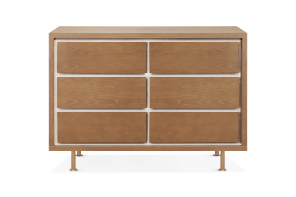 Novella 6-Drawer Dresser