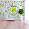 Curated Nest: Nurseries and Design - Palmer Wallpaper - wallpaper