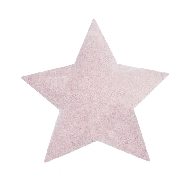 Oilo Dream Blush Star Pillow