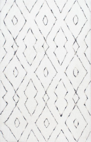 Curated Nest: Nurseries and Design - Hand Tufted Beaulah Shaggy - Rug