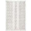 Curated Nest: Nurseries and Design - Handmade Flatweave Olvera Rug - Rug