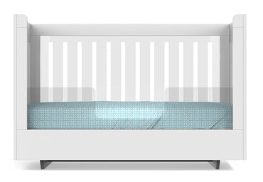 Curated Nest: Nurseries and Design - Roh Acrylic Crib Conversion Kit - Crib Accessory