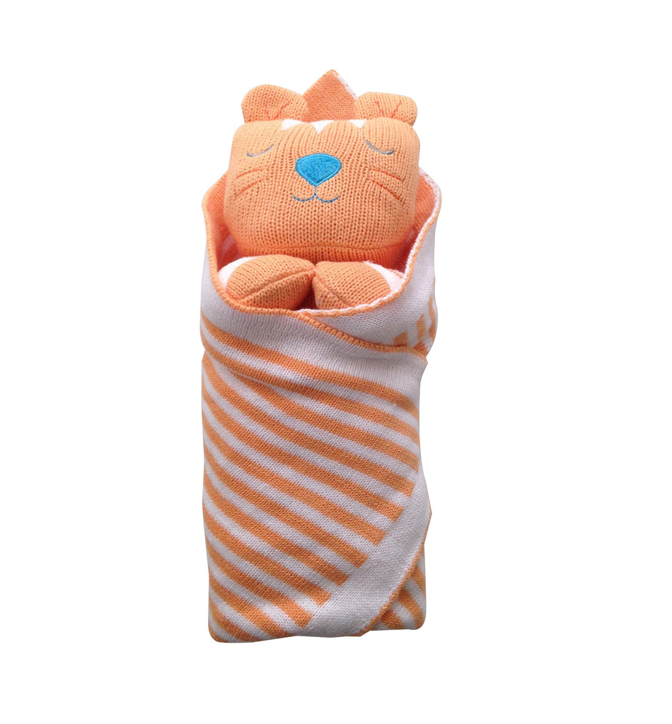 Curated Nest: Nurseries and Design - Burrito Babies Collection (multiple animals!) - Gifts