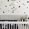 Curated Nest: Nurseries and Design - Scattered Stars Decals - Decal