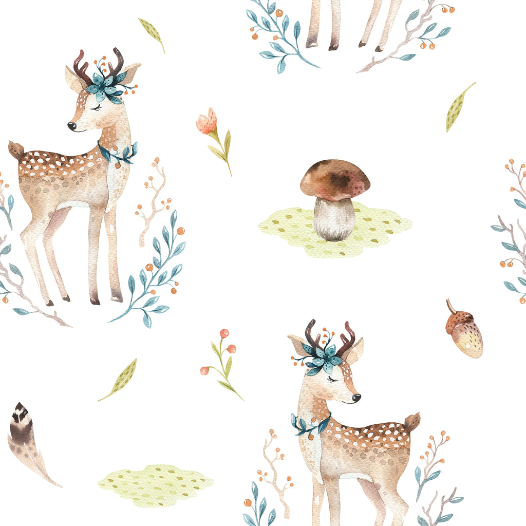 Curated Nest: Nurseries and Design - Sasha Wallpaper - wallpaper
