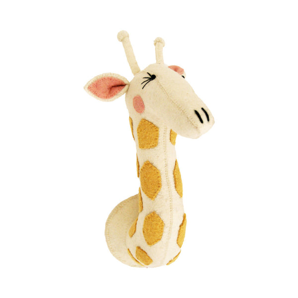 Fiona Walker Mrs. Giraffe Wall Decor