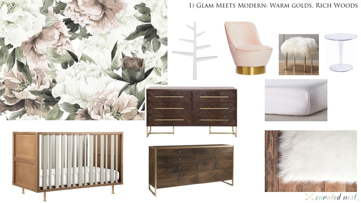 Curated Nest: Nurseries and Design - Additional Items - Custom