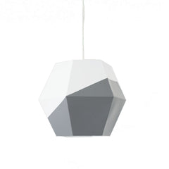Hex Mini-Pendant Light
