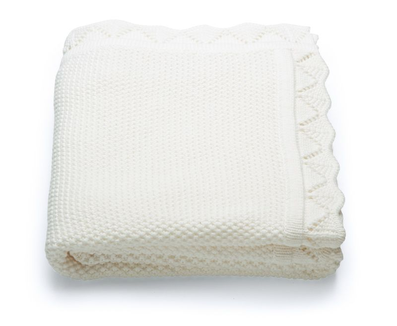 Stokke Knit Blanket
