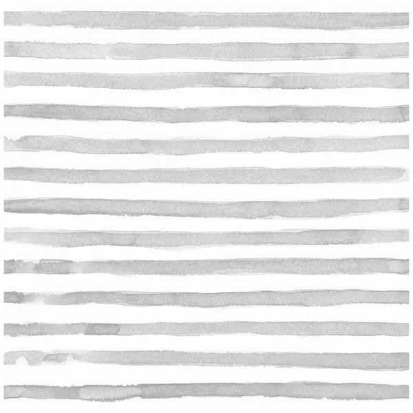 Soft Stripes Wallpaper