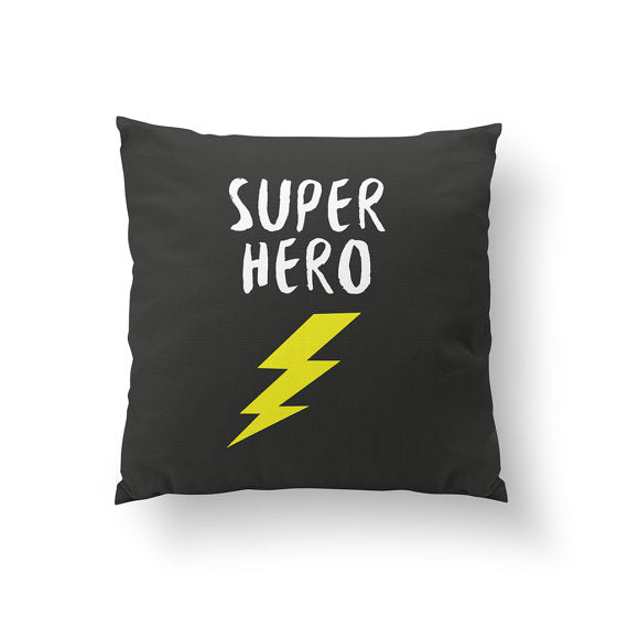 Super Hero Pillow