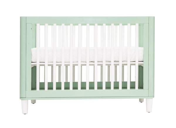Mint Green Teeny Crib