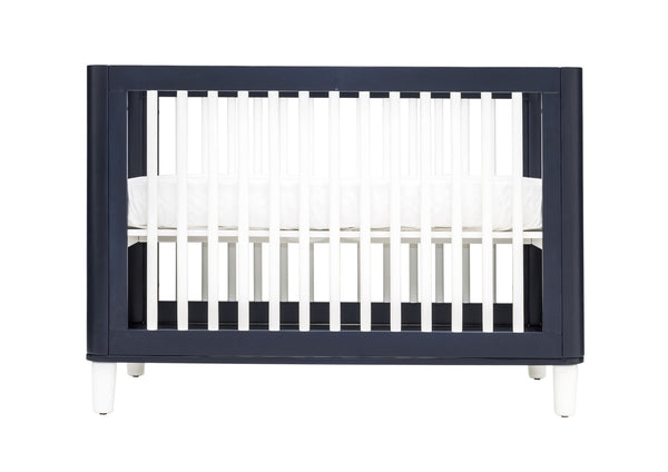 Navy Teeny Crib