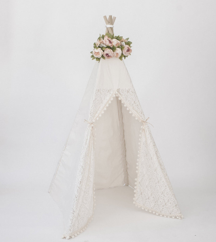 The Eleanor Lace Teepee