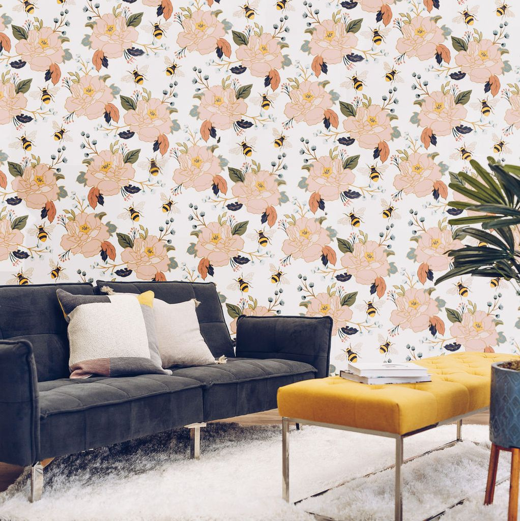 Wild Honey Wallpaper